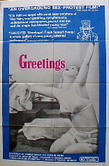 GREETINGS @ FilmPosters.com