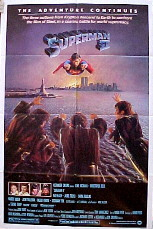SUPERMAN II (Superman 2) @ FilmPosters.com