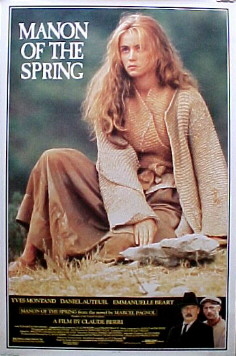 MANON OF THE SPRING @ FilmPosters.com