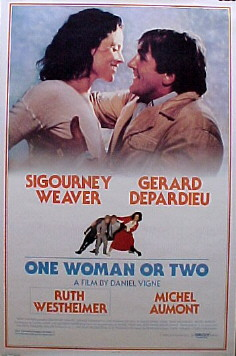 ONE WOMAN OR TWO @ FilmPosters.com