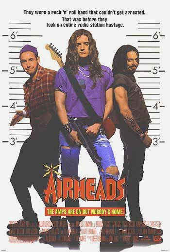 AIRHEADS @ FilmPosters.com