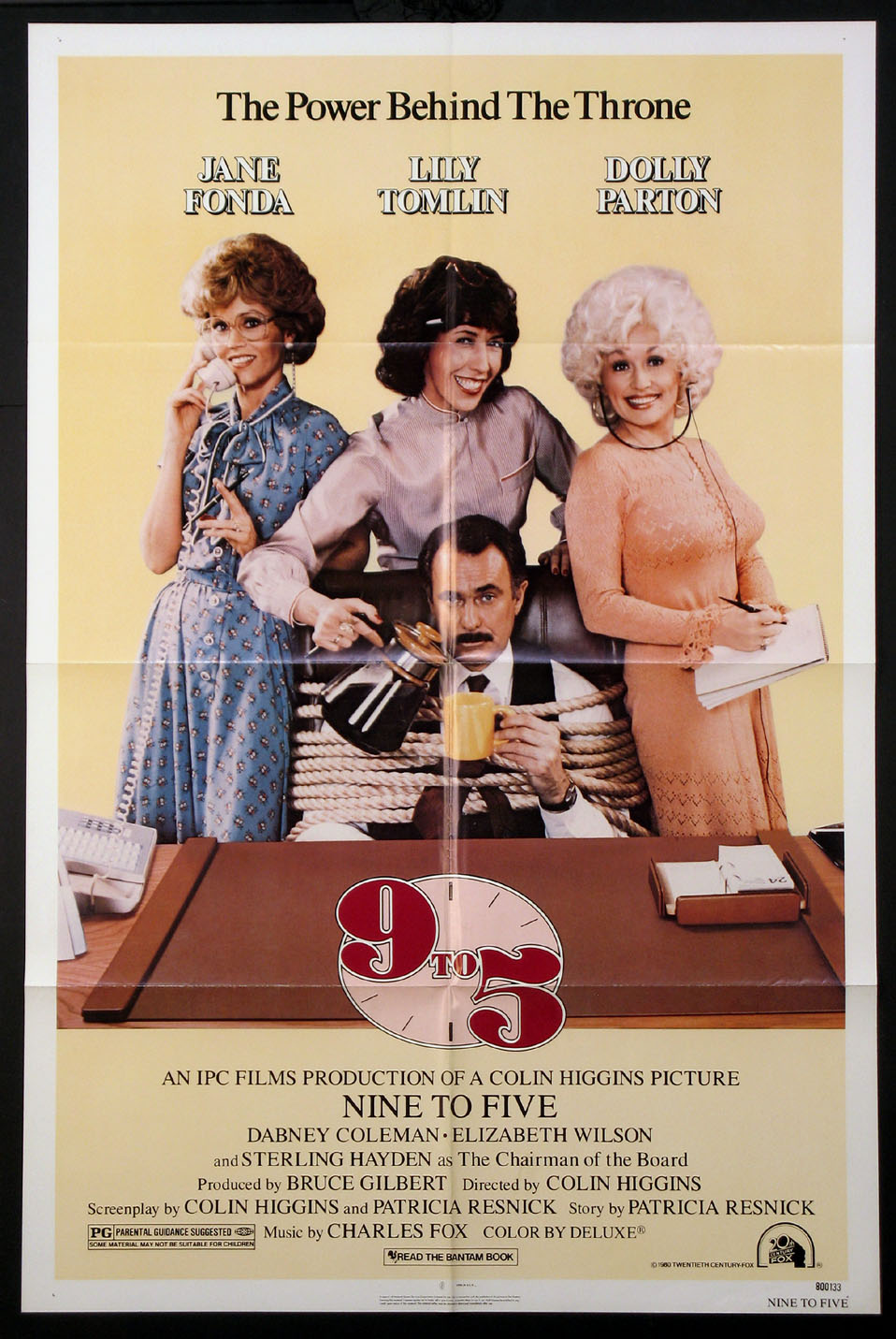 NINE TO FIVE (aka 9 to 5) @ FilmPosters.com