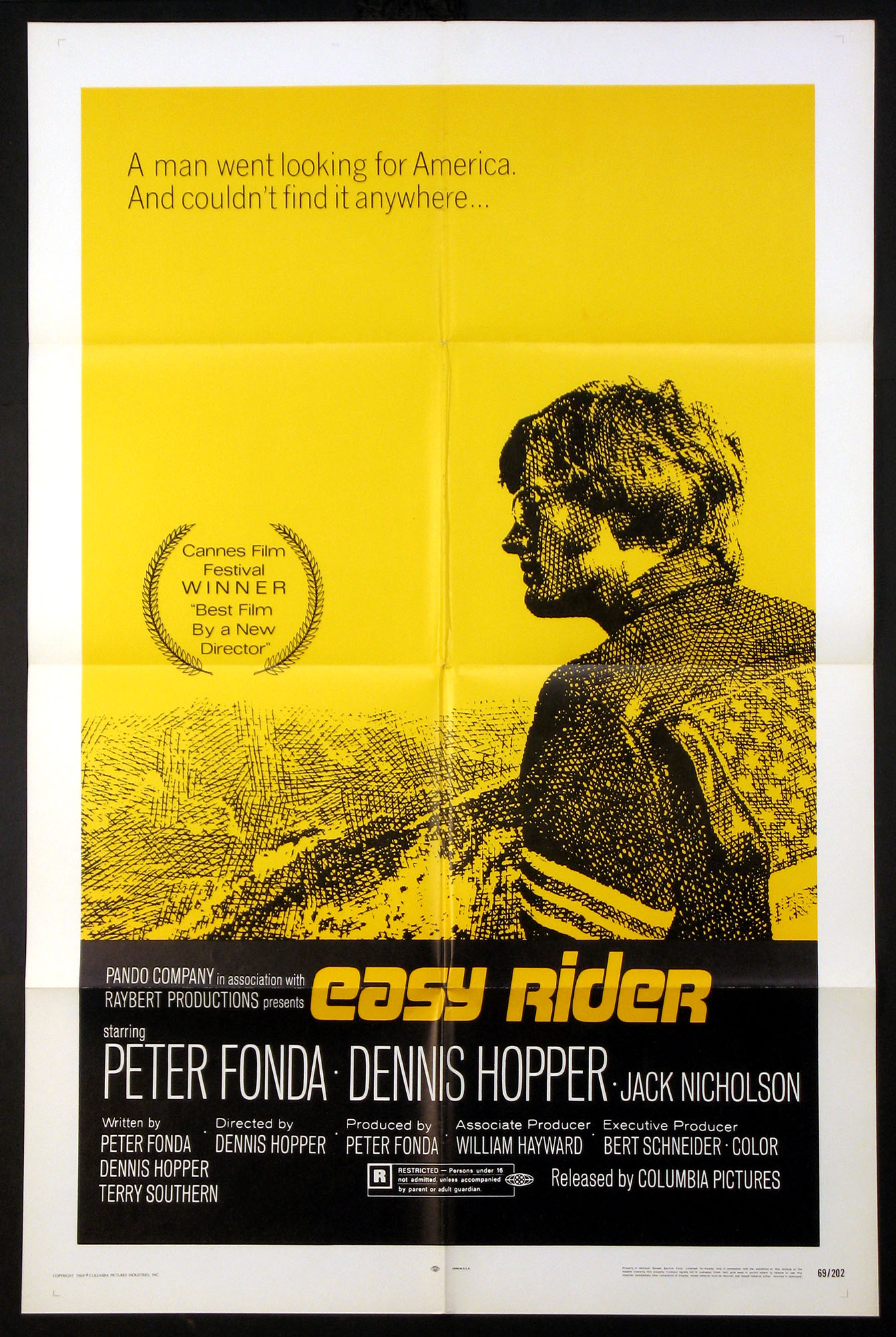 EASY RIDER   FilmPosters com Easy Rider Movie Poster