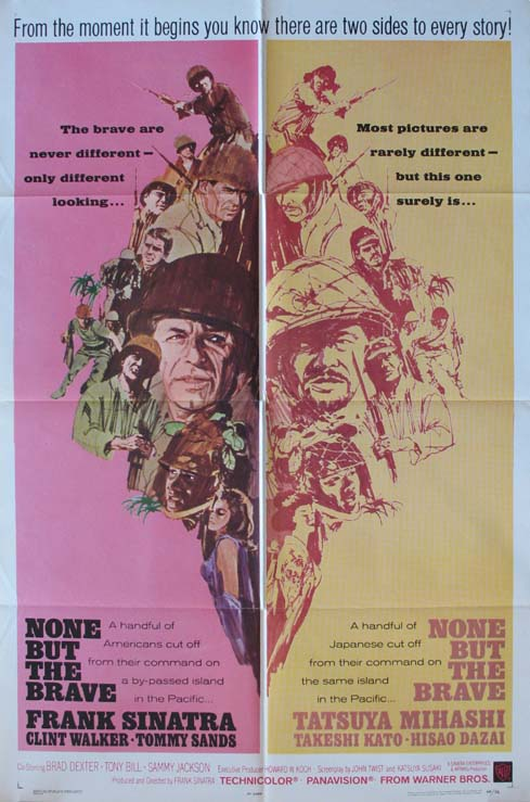 NONE BUT THE BRAVE @ FilmPosters.com