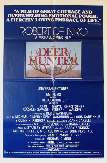 DEER HUNTER, THE (The Deer Hunter) @ FilmPosters.com