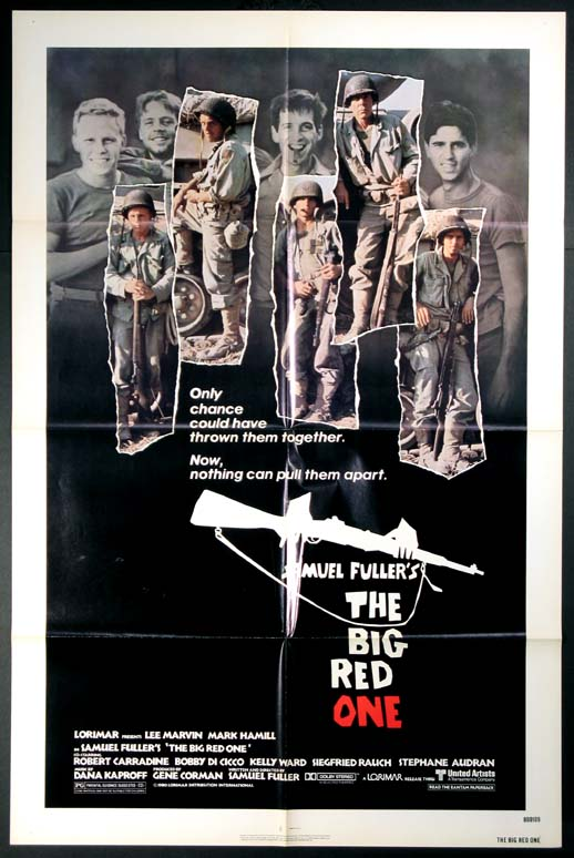 BIG RED ONE, THE @ FilmPosters.com