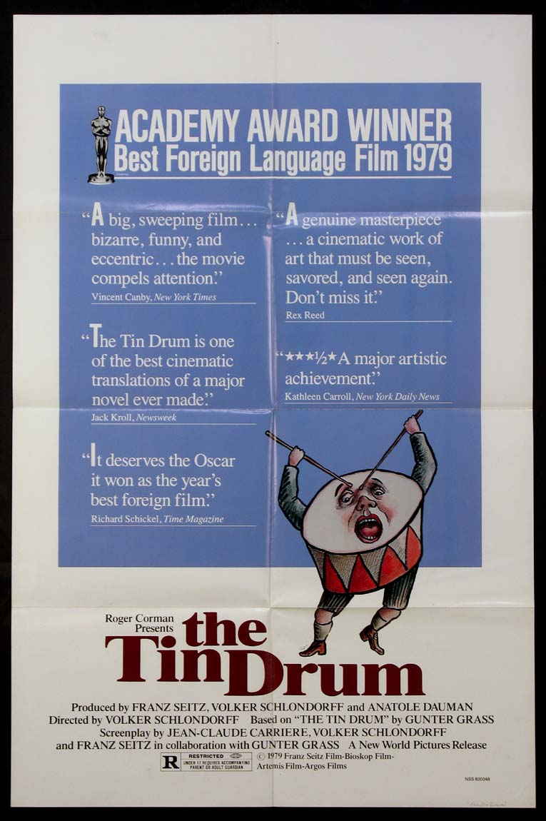 TIN DRUM, THE @ FilmPosters.com