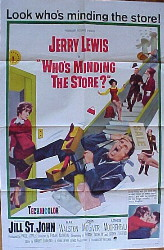 WHO'S MINDING THE STORE @ FilmPosters.com