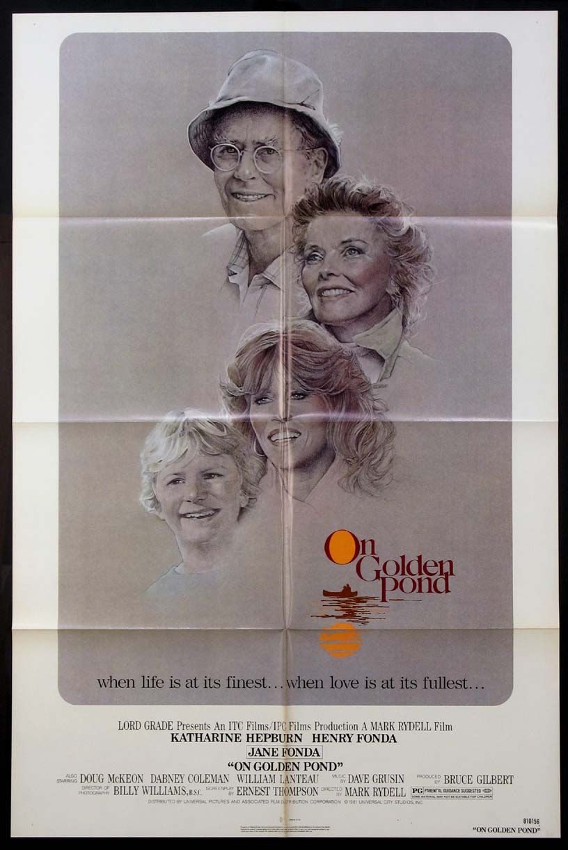 ON GOLDEN POND @ FilmPosters.com