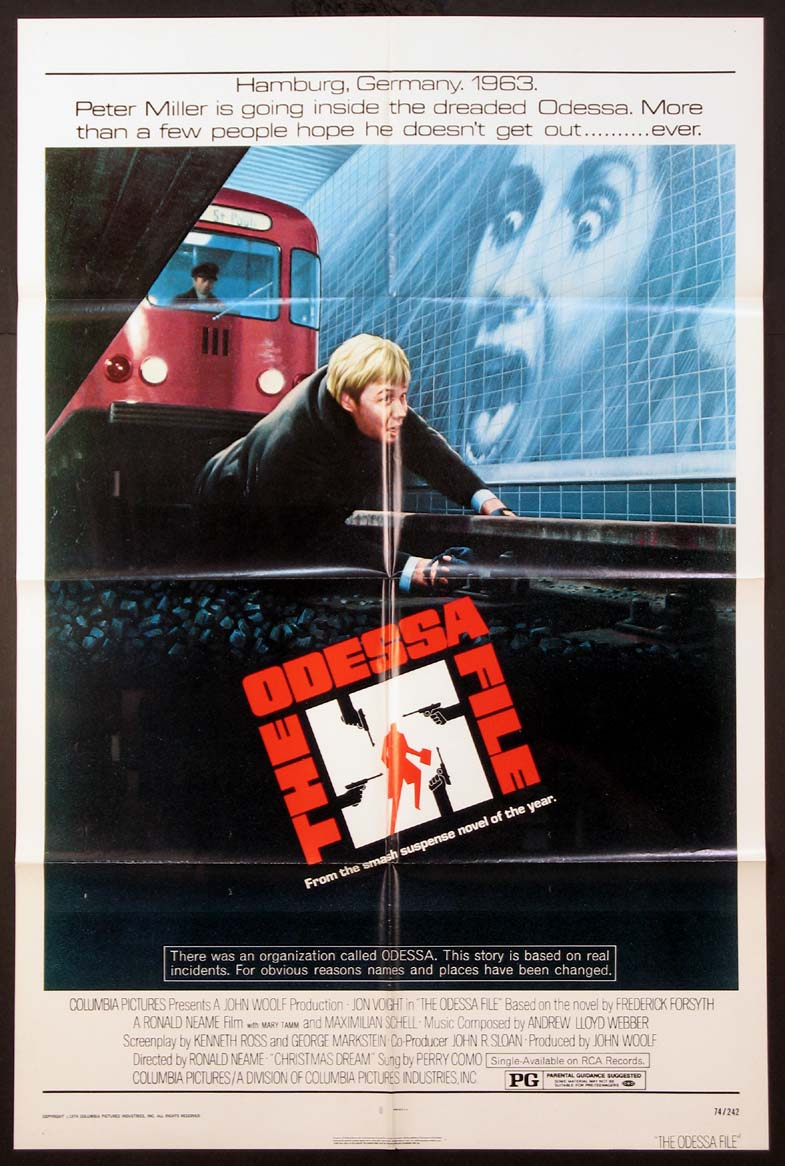 ODESSA FILE, THE @ FilmPosters.com