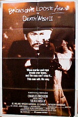 DEATH WISH 2 @ FilmPosters.com