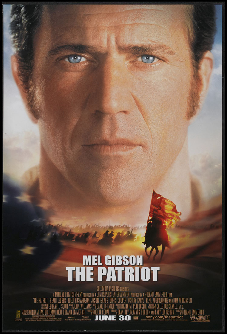 PATRIOT, THE (The Patriot) @ FilmPosters.com