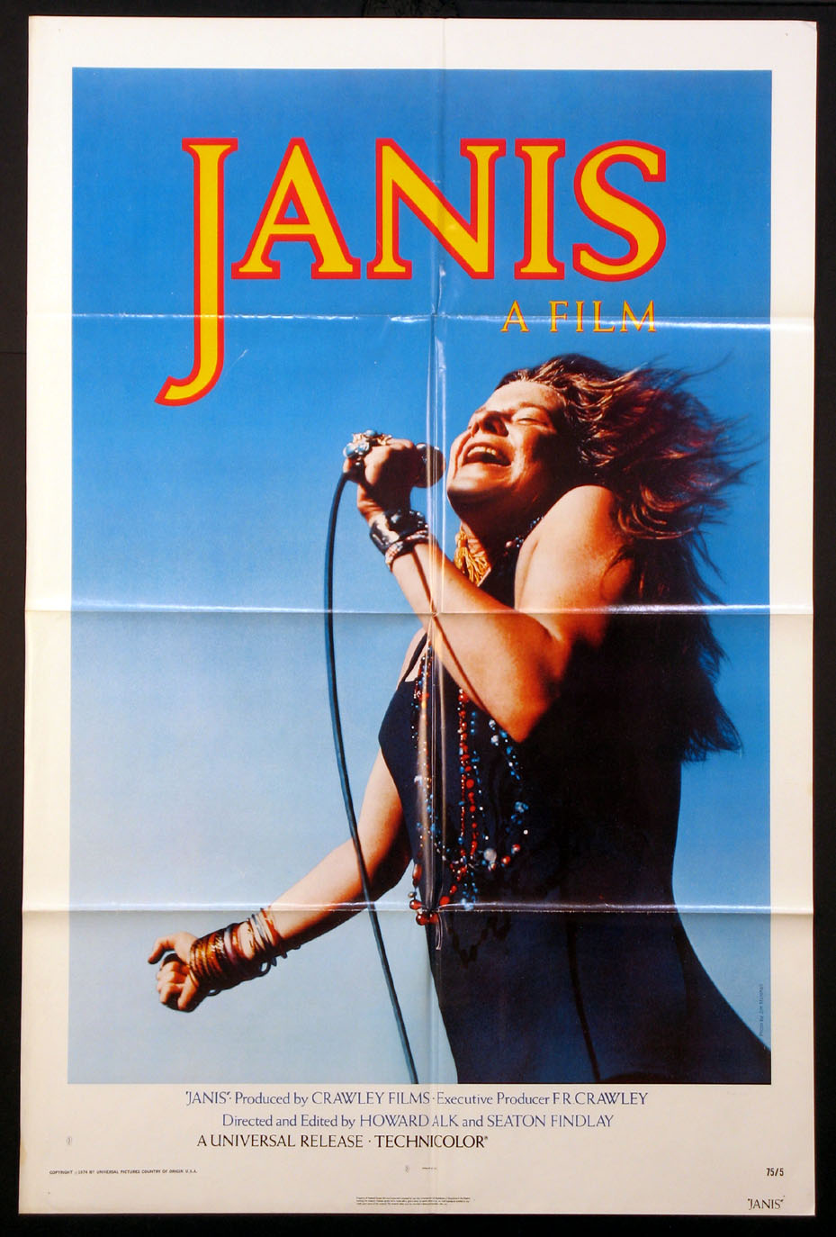 JANIS @ FilmPosters.com