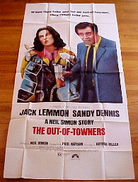 OUT-OF-TOWNERS, THE (Out of Towners) @ FilmPosters.com