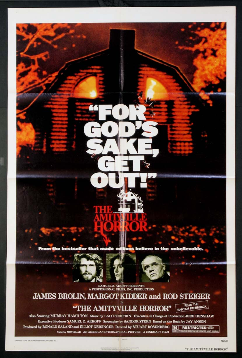 AMITYVILLE HORROR, THE @ FilmPosters.com