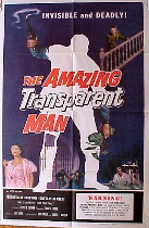 AMAZING TRANSPARENT MAN @ FilmPosters.com