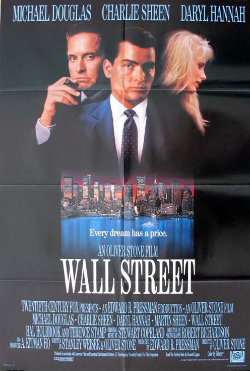 WALL STREET @ FilmPosters.com