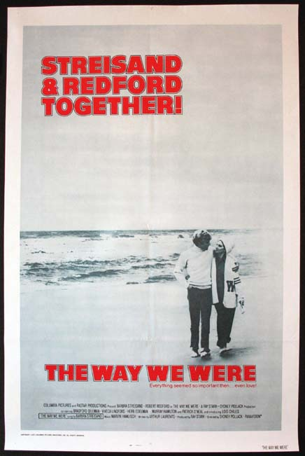 WAY WE WERE, THE (The Way We Were) @ FilmPosters.com