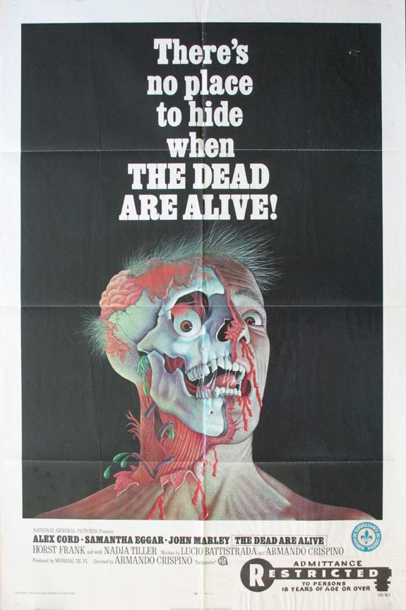 DEAD ARE ALIVE @ FilmPosters.com
