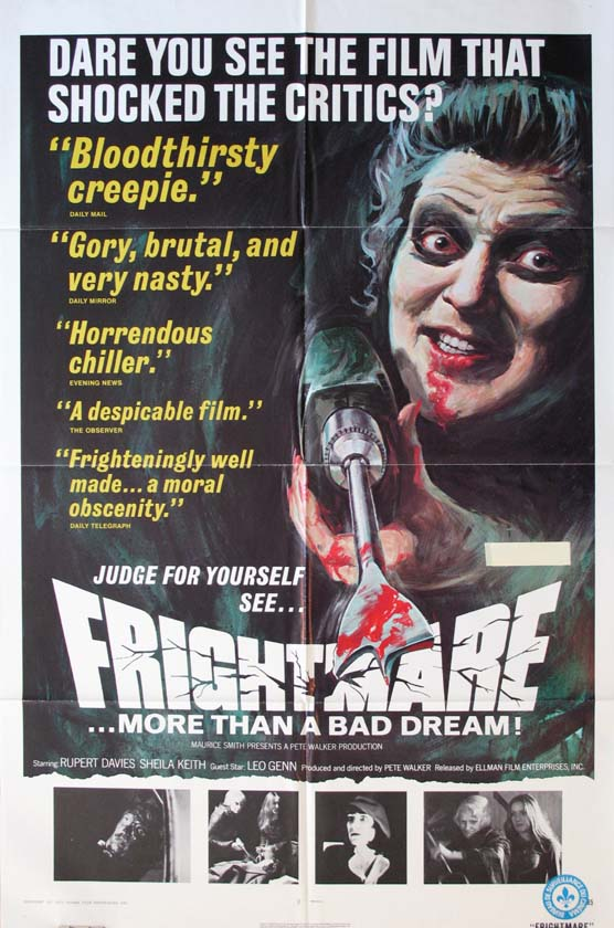 FRIGHTMARE @ FilmPosters.com