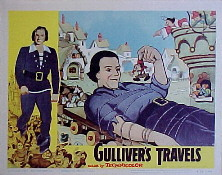GULLIVER'S TRAVELS @ FilmPosters.com