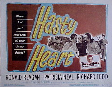 HASTY HEART @ FilmPosters.com