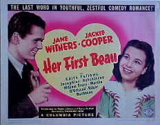 HER FIRST BEAU @ FilmPosters.com