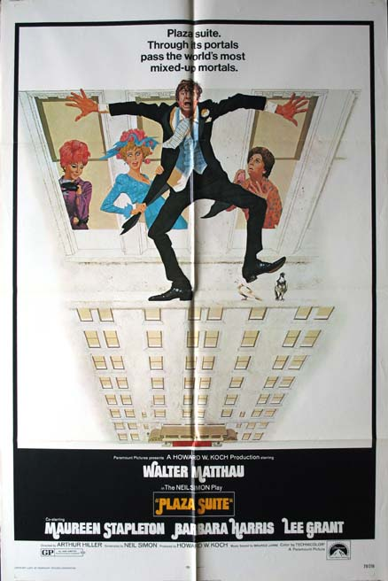 PLAZA SUITE @ FilmPosters.com