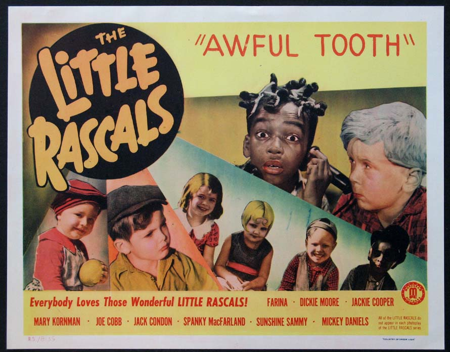 AWFUL TOOTH (Little Rascals) @ FilmPosters.com