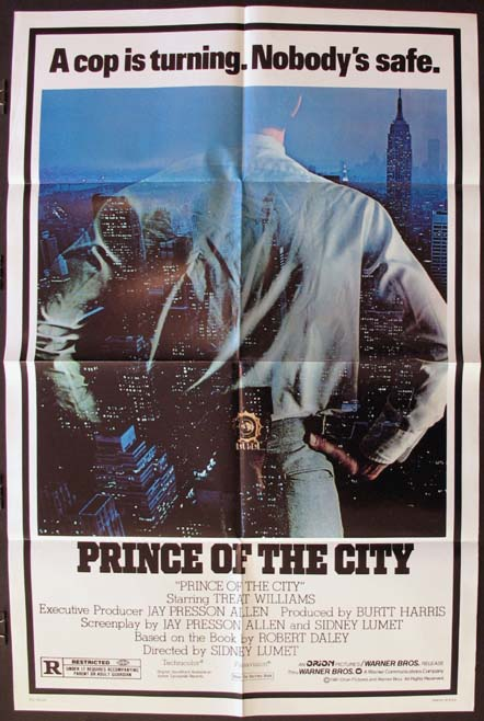 PRINCE OF THE CITY @ FilmPosters.com