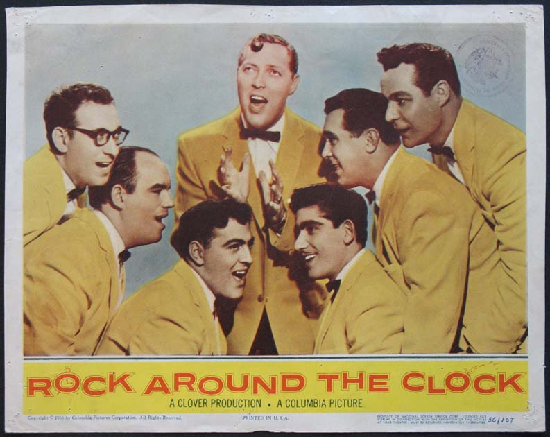 ROCK AROUND THE CLOCK @ FilmPosters.com