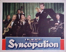 SYNCOPATION @ FilmPosters.com
