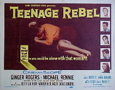 TEENAGE REBEL @ FilmPosters.com