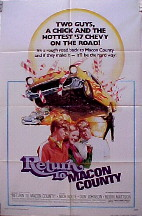 RETURN TO MACON COUNTY @ FilmPosters.com