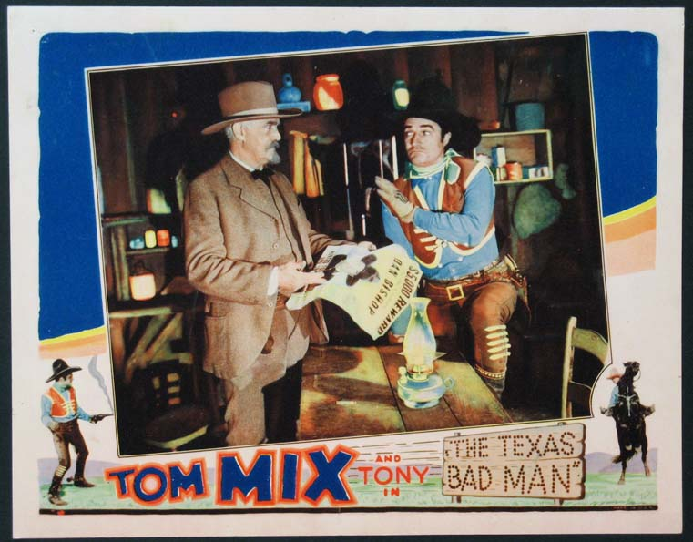 TEXAS BAD MAN @ FilmPosters.com