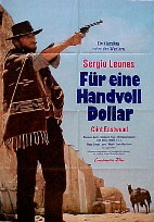 FISTFUL OF DOLLARS, A @ FilmPosters.com