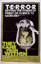 THEY CAME FROM WITHIN @ FilmPosters.com