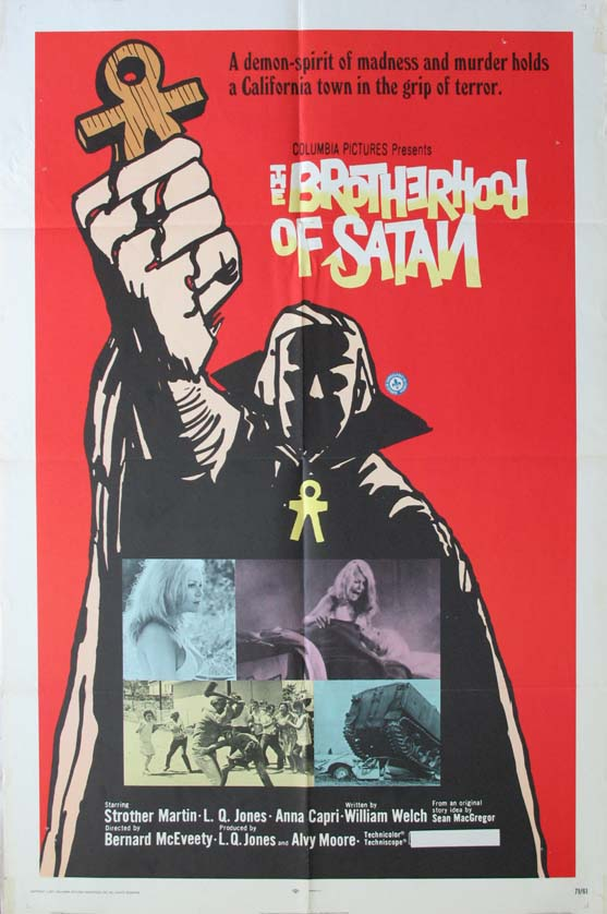 BROTHERHOOD OF SATAN @ FilmPosters.com