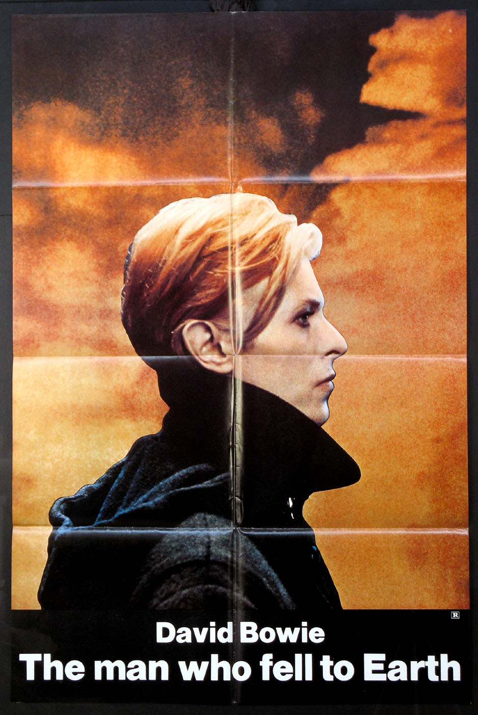 MAN WHO FELL TO EARTH, THE @ FilmPosters.com