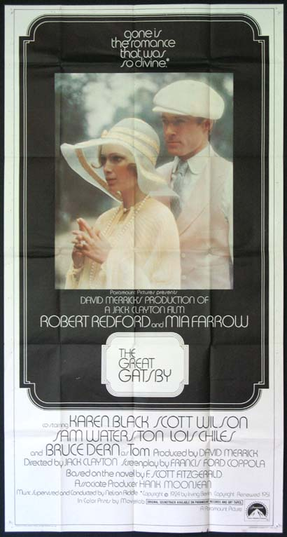 GREAT GATSBY, THE @ FilmPosters.com