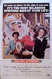 SILVER STREAK, THE @ FilmPosters.com