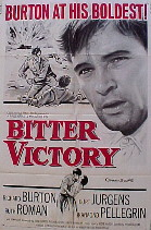 BITTER VICTORY @ FilmPosters.com