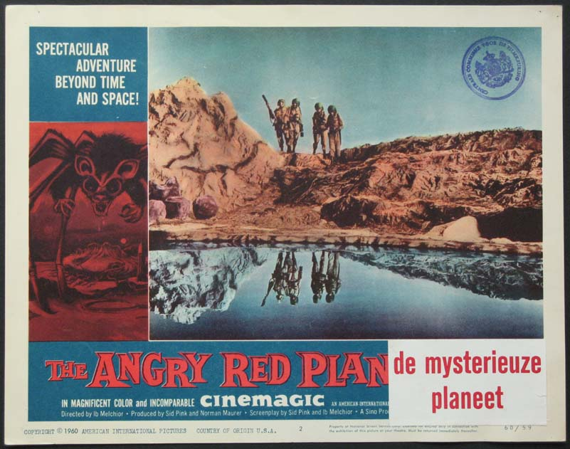 ANGRY RED PLANET, THE @ FilmPosters.com