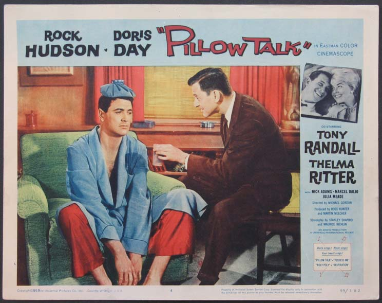 PILLOW TALK @ FilmPosters.com