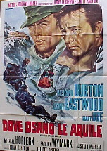 WHERE EAGLES DARE @ FilmPosters.com