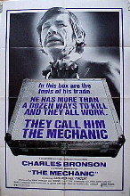 MECHANIC, THE @ FilmPosters.com
