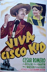 VIVA CISCO KID @ FilmPosters.com