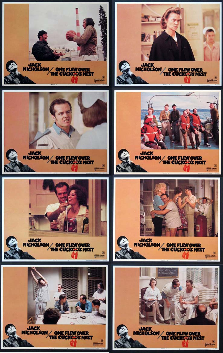 ONE FLEW OVER THE CUCKOO'S NEST @ FilmPosters.com