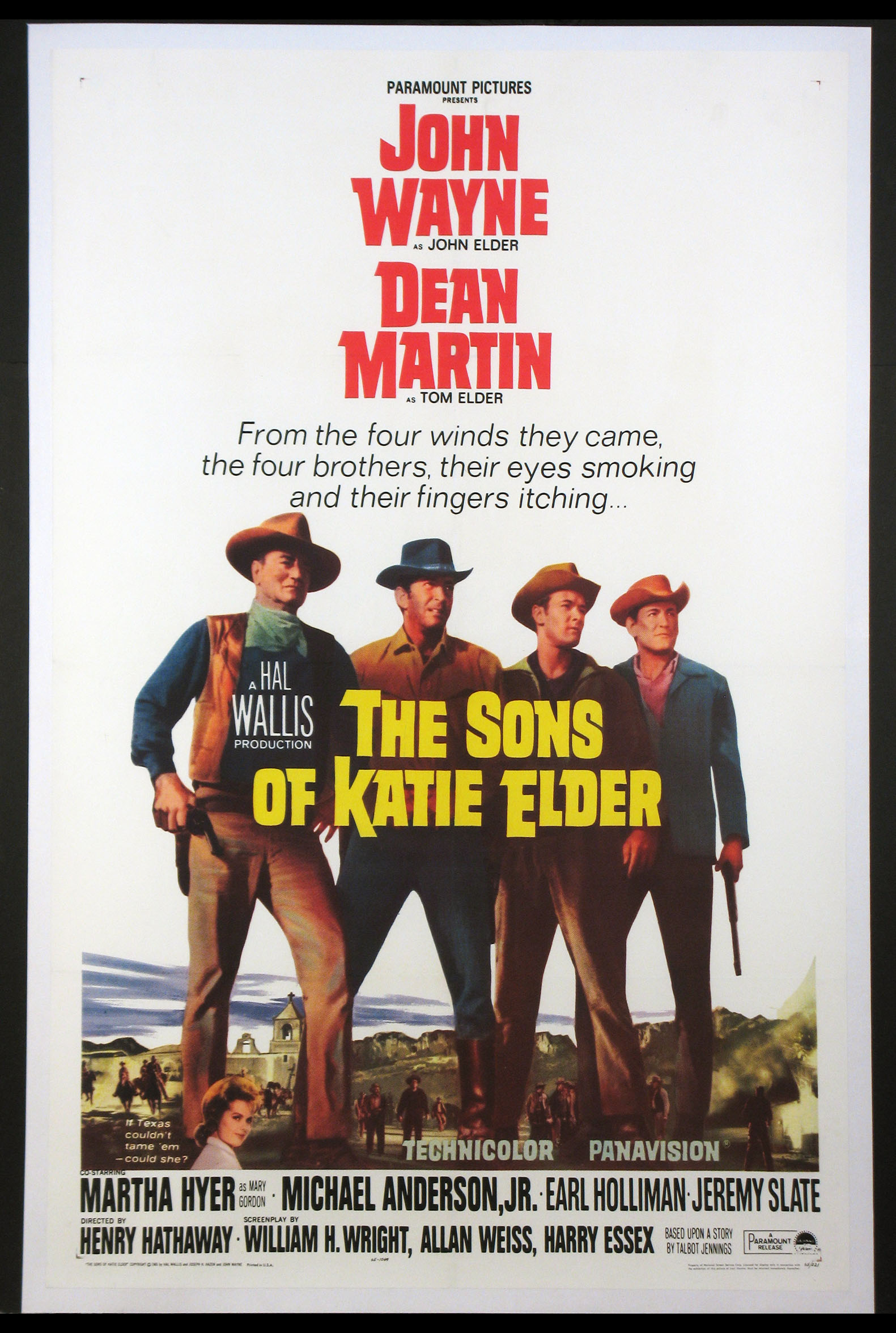 SONS OF KATIE ELDER, THE @ FilmPosters.com