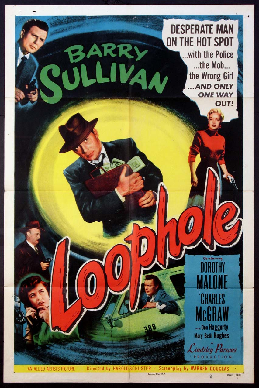 LOOPHOLE @ FilmPosters.com